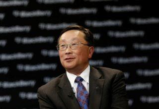 BlackBerry mban John Chen deri në 2023
