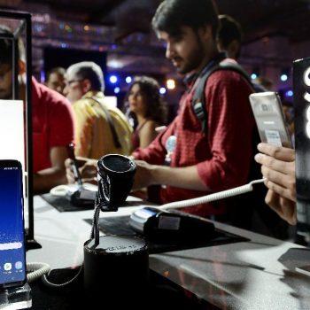 Samsung shijon një tre mujor të parë financiar të sukseshëm për 2017-ën