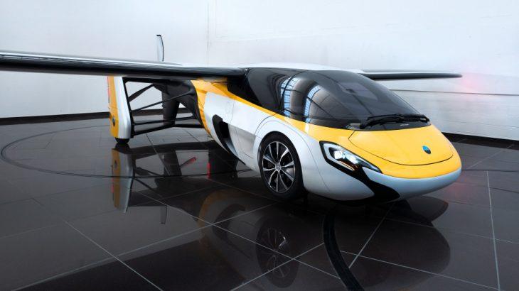Makina fluturuese AeroMobil në shitje për 1.3 milion dollar