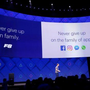Facebook shpalos vizionin për realitetin e shtuar