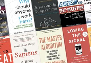 10 libra që duhet të lexohen nga çdo lider IT