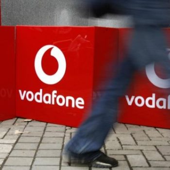 Vodafone Group humbet 6.1 miliard Euro në tre mujorin e parë të 2017-ës