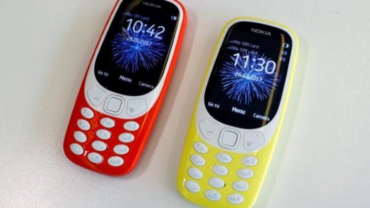 Nokia 3310 rikthehet në shtëpi