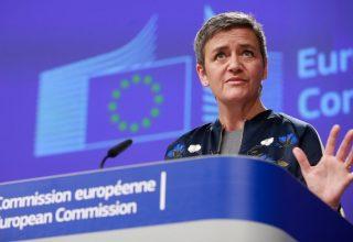 Google gjobitet nga Komisioni Evropian me 2.42 miliard Euro