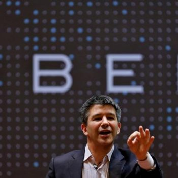 SoftBank blen 17.5% të aksioneve të Uber