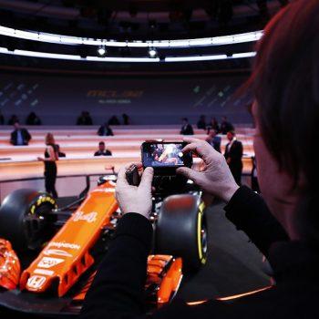 Snapchat marrëveshje për mbulimin e garave të Formula 1