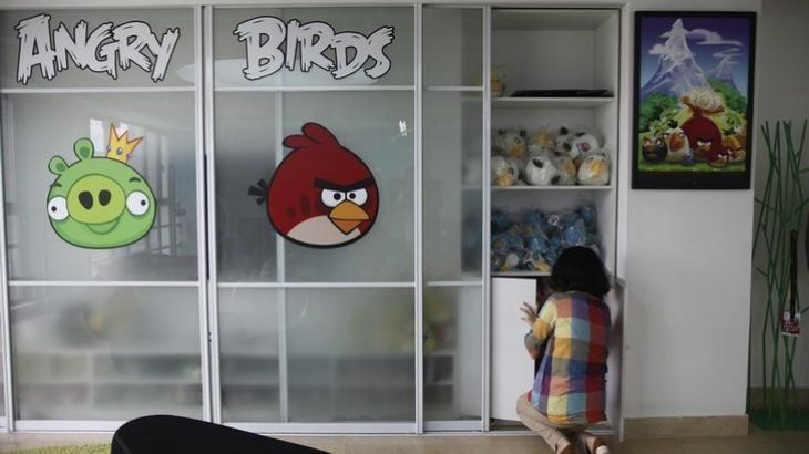 Krijuesi i Angry Birds Rovio pranë daljes në bursë