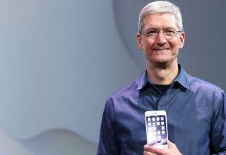 Apple drejt një kompanie trilion dollarëshe