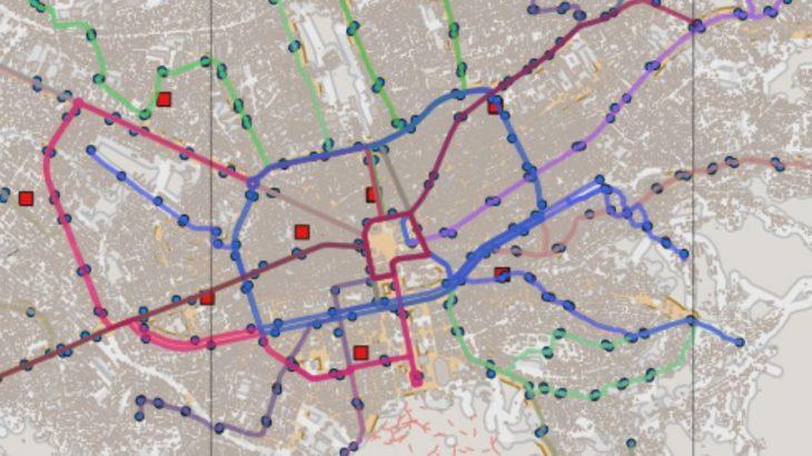 Prezantohet portali gjeografik i Tiranës me të dhëna të hapura