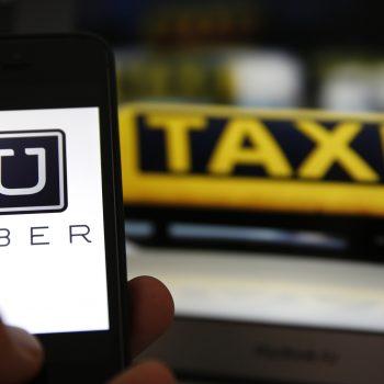 Uber redukton humbjet në 1.1 miliardë dollarë