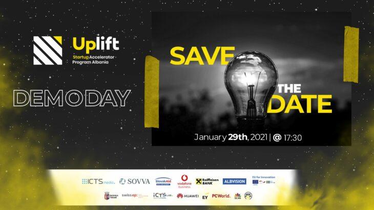 Më 29 Janar Uplift Albania Demo-Day zbulon startupet më premtuese të rajonit
