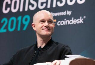 CEO i Coinbase thotë se rregullimi është rreziku më i madh për kriptomonedhat